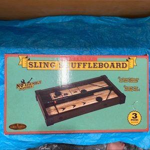 """🌸 5 for $25! 🌸 16"""" Tabletop Sling Shuffleboard"""